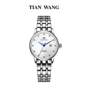 天王表手表女 休闲精致石英女表防水女士腕表2018新品上市31011
