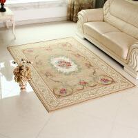 享家长方形欧式现代田园风地毯地垫059花型 提花客厅地毯 门垫 防滑垫