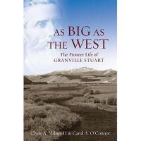 【预订】As Big as the West: The Pioneer Life of Granville