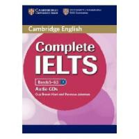 【预订】Complete Ielts Bands 5-6.5 Class Audio CDs (2)