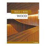 Architecture Ccompact-Wood 建筑材料:木材的应用书