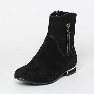 Teenmix/天美意专柜同款羊皮女短靴AL81HDD5