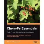 【预订】Cherrypy Essentials: Rapid Python Web Application