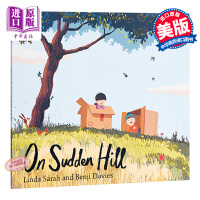 【中商原版】Benji Davies:萨特山上 On Sudden Hill 精品绘本 故事书 友谊 包容 亲子绘本