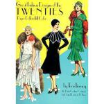【预订】Great Fashion Designs of the Twenties Paper Dolls