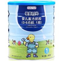 合生元 爱斯时光(Healthy Times) 婴儿配方奶粉 1(0-6月龄) 800g