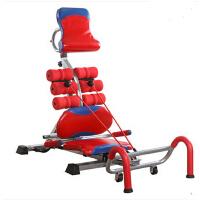 懒人运动机仰卧起坐健腹机腹部器 健身器材家用AD收腹机