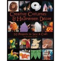 【预订】Creative Costumes & Halloween Decor: 50 Projects to
