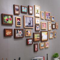 创意相框墙挂墙组合北欧相片墙简约现代照片墙装饰品餐厅卧室墙面