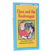 Clara and the Bookwagon(I Can Read Level 3) 英文原版