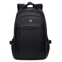 嘉迪奴电脑双肩包男时尚潮书包电脑包商务旅行背包