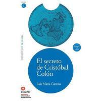 【预订】El Secreto de Cristobal Colon [With CD (Audio)]