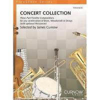 【预订】Concert Collection, Precussion: Three-Part Flexible