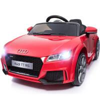 新款双开门多功能儿童电动车可坐人四轮双驱遥控汽车360转独立摇摆车小孩早教玩具车男女儿童自驾童车