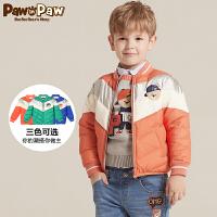 【一口价:160元】Pawinpaw宝英宝卡通小熊童装冬季款男童羽绒服