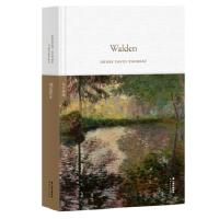 瓦尔登湖Walden(全英文原版,全球畅销160年,央视《朗读者》推荐,世界经典英文名著文库,精装珍