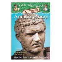 英文原版儿童书 Ancient Rome and Pompeii: A Nonfiction Companion to