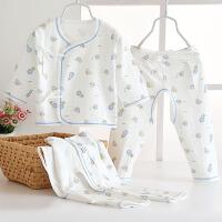 新生儿内衣打底和尚服初生婴儿衣服春夏宝宝