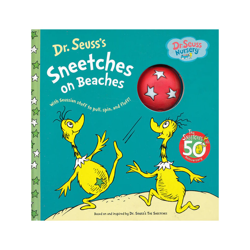Sneetches on Beaches (Dr. Seuss Nursery) [Hardcover] 苏斯博士:海滩上的史尼奇(精装) ISBN9780375873188