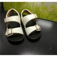 婴儿小童大童夏季软底男童凉鞋新款韩版潮