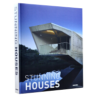 STUNNING HOUSES漂亮的房子 住宅建筑设计图书 独栋别墅豪宅建筑室内创意书籍