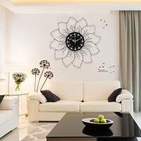 钟表挂钟客厅现代简约时钟欧式个性创意挂表卧室静音石英钟表