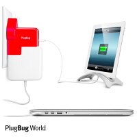 Twelve South苹果ipad iPhone Mac笔记本 手机电源 充电器 双插头