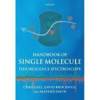 【预订】Handbook of Single Molecule Fluorescence