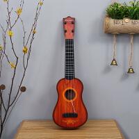 儿童小吉他玩具可弹奏仿真迷你乐器琴男女宝宝音乐