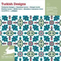 【预订】Turkish Designs [With CDROM]