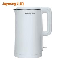 九阳(Joyoung)热水壶烧水壶电水壶双层防烫304不锈钢家用大容量K17-F30