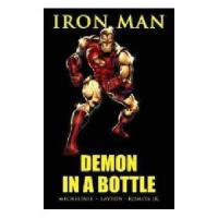 【预订】Iron Man: Demon in a Bottle