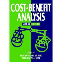 【预订】Cost-Benefit Analysis Y9780521466745