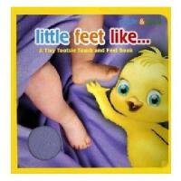 Giggle & Grow Little Feet Like: A Tiny Tootsie Touch and