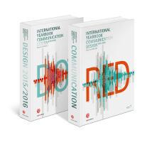 International Yearbook Communication Design 2015/2016德国红点平面