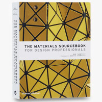 MATERIALS SOURCEBOOK 设计专业材料资料大全