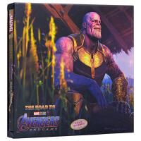 【中商原版】漫威复仇者联盟4:终局之战 电影艺术设定集 英文原版 The Road To Marvel's Avengers: Endgame-The Art 画册