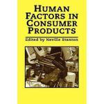 【预订】Human Factors in Consumer Products