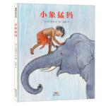 【全新正版】小象猛犸(体会动物们各自的情感和思维) 市川里美 文/图,武娟 9787558313837 新世纪出版社