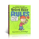 顺丰发货 Roscoe Riley Rules #6: Never Walk in Shoes That Talk 英