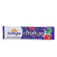 加拿大进口宝宝零食SunRype天然果丹皮果肉条富含VC 口味*发