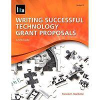 【预订】Writing Successful Technology Grant Proposals: A