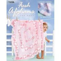 【预订】Fresh Afghans for Baby (Leisure Arts #3513)