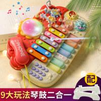 婴幼儿多功能电子琴儿童玩具益智女孩男孩小孩1-3岁宝宝钢琴音乐2