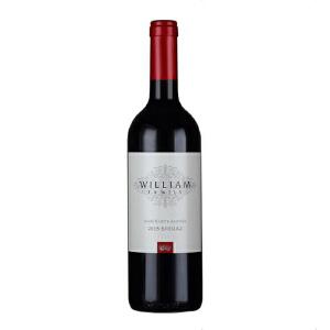 威廉世家 西拉红葡萄酒 澳大利亚原瓶进口 750ML