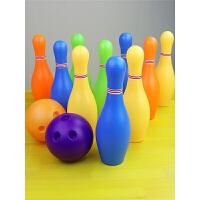 儿童保龄球玩具幼儿园球类玩具室内大号户外亲子运动3-6岁套装