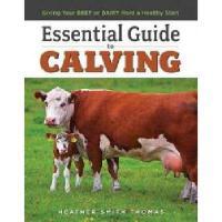 【预订】Essential Guide to Calving: Giving Your Beef or