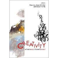 【预订】Creativity: When East Meets West