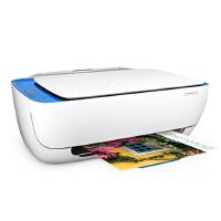 惠普(HP)3638 惠省系列彩色喷墨一体机 (打印 复印 扫描 无线网络) 惠普3638无线一体机 替代 惠普2548打印一体机