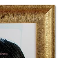 欧式简约婚纱相框挂墙创意24 36寸影楼全家福结婚照放大画框定做